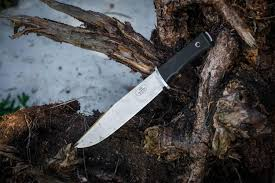 fallkniven mb modern bowie knife fixed 10
