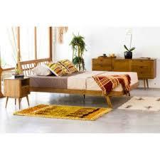 mid century modern bedroom sets mid century modern bedroom sets hayneedle