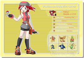 Pokemon Trainer Card Designer My Pokemon Trainer By Shootingstar03 On Deviantart