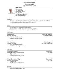 Create Resume Free Online by 28 A Resume Builder Simple Resume Easiest Online Resume