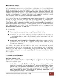 28 proposal executive summary template gallery for gt