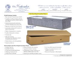 simple cremation verheyden 2630 direct simple cremation package png