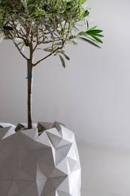 unique and modern planter that will grow with the plant u2013 growth