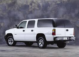 Chevrolet Suburban Interior Dimensions 2001 Chevrolet Suburban Pictures History Value Research News
