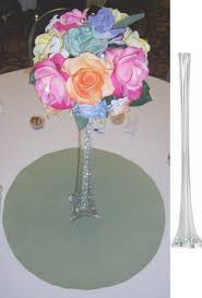 Tower Vase Centerpieces Best 25 Eiffel Tower Vases Ideas On Pinterest Eiffel Tower