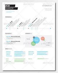 contemporary resume format