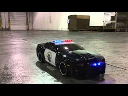 remote control police car with lights and siren remote control police car with working lights