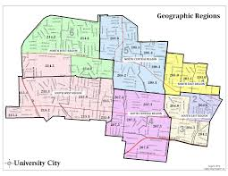Crime Rate Map Crime Statistics By Region University City Mo Official Website