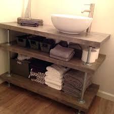 Bathroom Vanity Storage Organization Bathroom Vanity Shelves Open Shelf Bathroom Vanity Bathroom Vanity