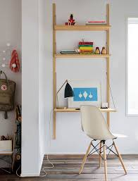 Desks With Bookcase Royal System Shelving Unit A With Desk Shelf Design Within Reach
