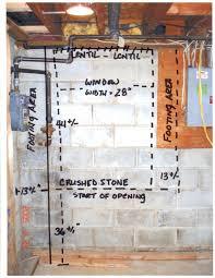 basement egress windows design build pros