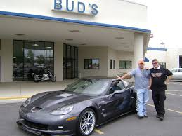 buds corvette another zr1 rolls out of buds chevrolet in ohio