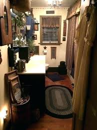 Outhouse Decor For Bathroom Primitive Bathroom Decor Phenomenal