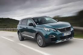 peugeot c suv crossover u0026 pickup peugeot 5008 breaks new ground as a