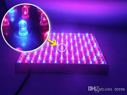red and blue led grow lights led grow l 225 led hydroponic plant grow light panel red blue 15w