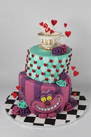 the 25 best alice in wonderland cakes ideas on pinterest alice