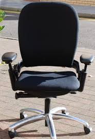 Ergonomic Office Chairs With Lumbar Support Furniture Stunning Steelcase Leap For Office Furniture Ideas