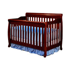 crib with toddler rail cherry cheap baby cribs portable baby bed