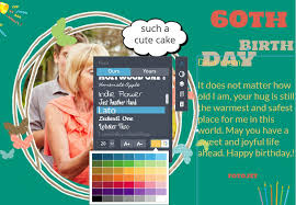 design a birthday card for mom to make her birthday more memorable