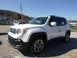 jeep renegade blue interior 2016 alpine white jeep renegade limited 4x4 112229273 gtcarlot
