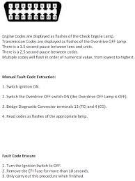 toyota check engine light codes how read the engine light code on 2003 toyota autocodes q a