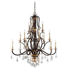 15 light chandelier metropolitan n6458 652 chateau nobles 15 light chandelier in raven