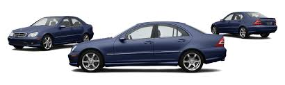 2007 mercedes benz c class c 230 sport 4dr sedan research
