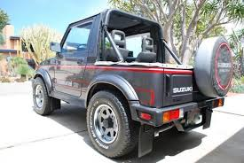 samurai jeep for sale 87 suzuki samurai is the 4x4 collector u0027s jeep alternative