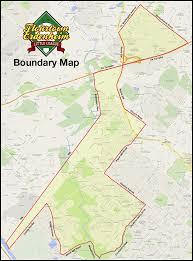 Pennsylvania Turnpike Map by Flourtown Erdenheim Little League