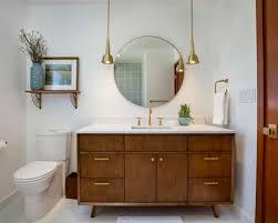 Mid Century Modern Bathroom Mid Century Bathroom In El Segundo Ca