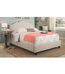 Abbyson Living Hamptons King Size Platform Bed by New Arrivals Ariel Upholstery Platform Bed