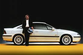 opel calibra race car worst ever car tributes to famous racing drivers