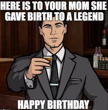 Mom Birthday Meme - 75 funny happy birthday memes for friends and family 2018
