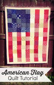 American Flag Picture American Flag Quilt Tutorial Diary Of A Quilter A Quilt Blog