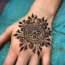 luxury temporary tattoo simple and elegant henna tattoo designs