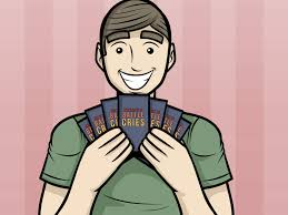 how to make a trading card game 9 steps with pictures wikihow