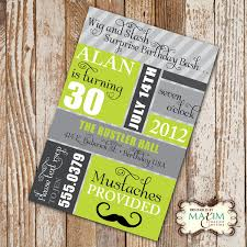 little man birthday invitations photo mustache baby shower invitations image