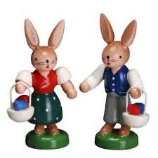 german easter decorations buy german easter time easter bunnies top easter bunnies