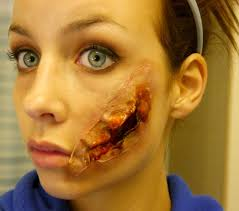zombie makeup spirit halloween halloween series 2012 how to make quick and easy latex cuts youtube