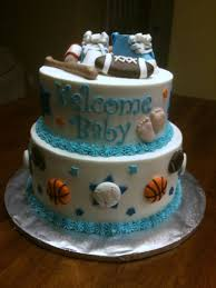 sport themed baby shower best sports themed baby shower cake ideas cake decor food photos