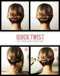 hair tutorials for medium hair 20 easy no heat summer hairstyles for girls with medium length