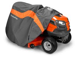 husqvarna attachments riding lawn mower cover