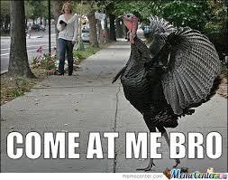 Come At Me Meme - thanksgiving meme come at me bro image courtesy of mustapan meme