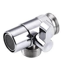 amazon com shinmor brass sink valve diverter faucet splitter for