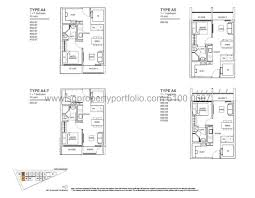 floor plan for the rise oxley floor plan call 6100 0607 showflat hotline