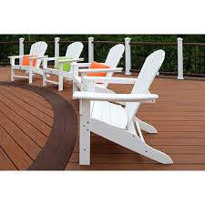 Outdoor Table Plastic Trex Outdoor Furniture Recycled Plastic Cape Cod Adirondack Chair