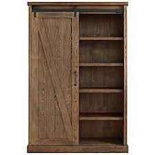 Weathered Bookcase Free Standing Bookshelves For Living Room And More Lamps Plus