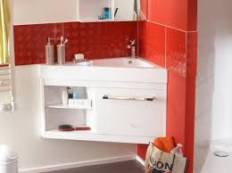 meuble de chambre de bain meuble angle porte coulissante chambre de bain