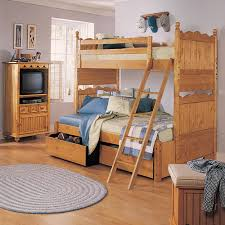 Young America Bedroom Furniture by Crestwood Bunk Bed And Luxury Kid Furnishings Including Armoires