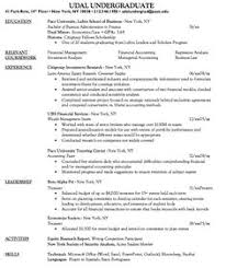 Intern Resume Sample by Examples Of Cover Letters For Resumes Http Resumesdesign Com
